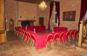 Salle Gaston Phoebus